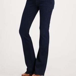 7 For All Mankind, skinny bootcut jeans